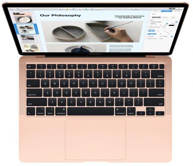 macbook air 2020 2