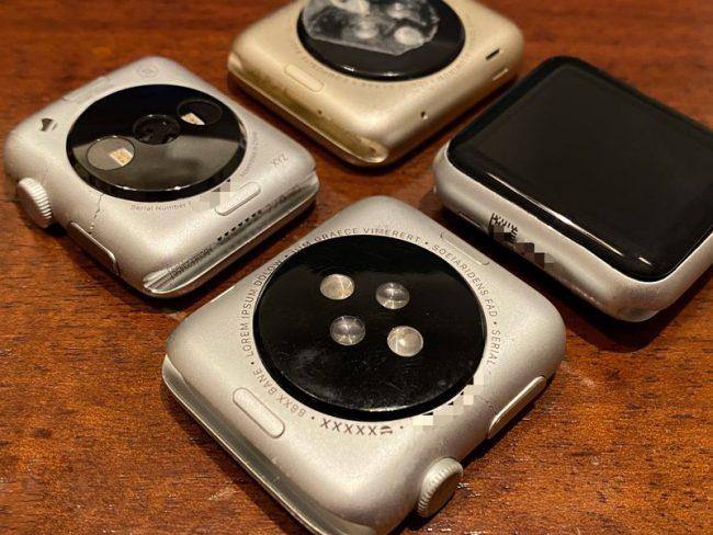 Apple Watch Prototypes