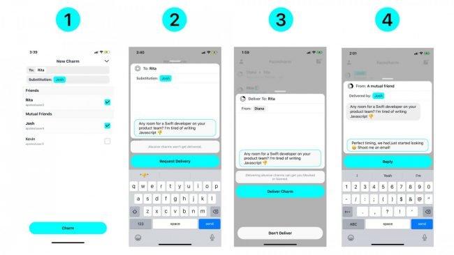 Facecharm app 11