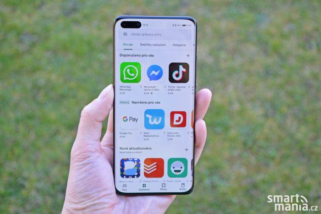 Huawei P40 Pro Google Play 01
