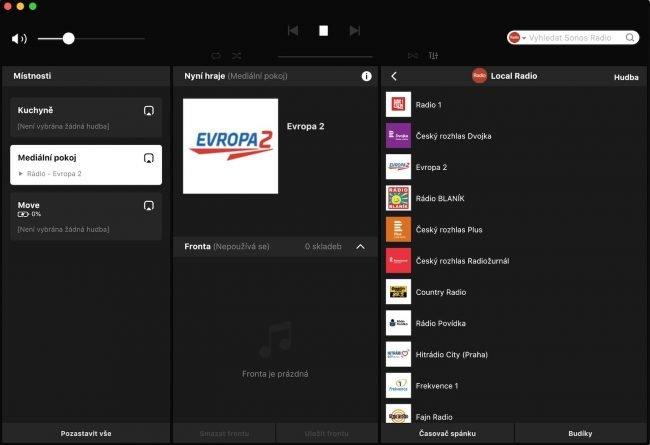 Sonos radio 2