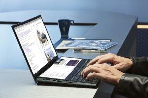 ZenBook Pro Duo 2