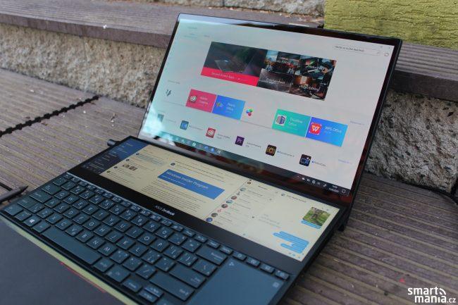 ZenBook Pro Duo 29
