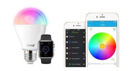 LED žárovka Revogi-max