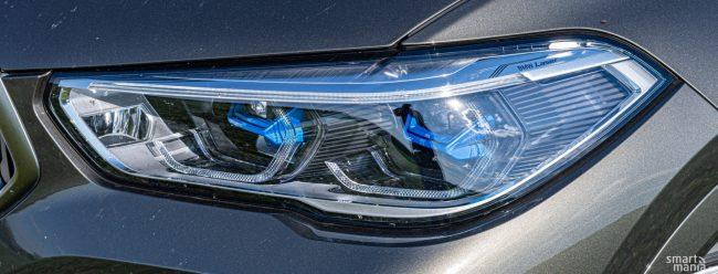 Laserové světlomety nemají chybu.
