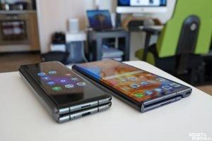 Fold Mate Xs ohebny telefon 2