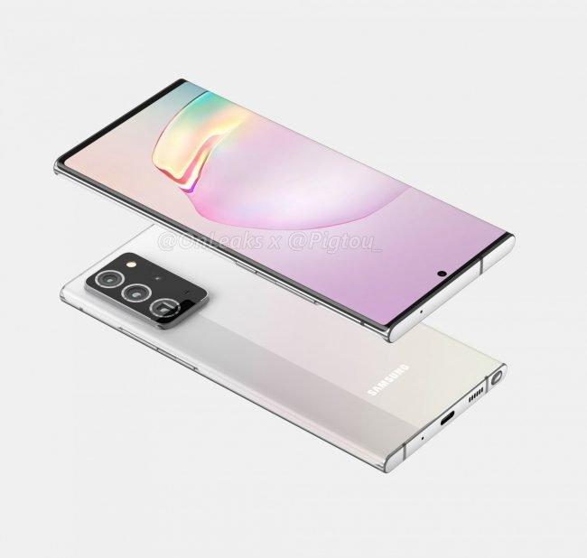Galaxy Note 20 obr 04