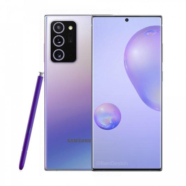 Galaxy Note 20 obr 05