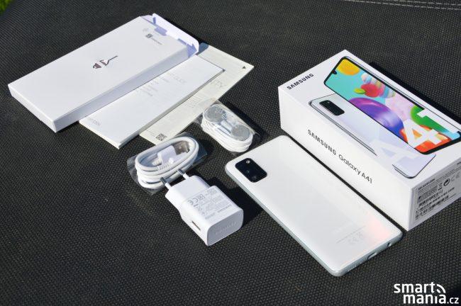 Samsung Galaxy A41 11