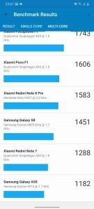Samsung Galaxy A41 screenshot 21