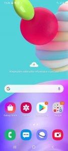 Samsung Galaxy A41 screenshot 8