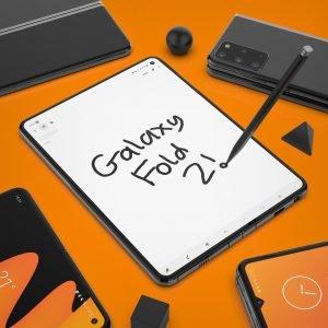 Samsung Galaxy Fold 2 2