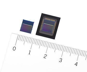 Sony senzor AI