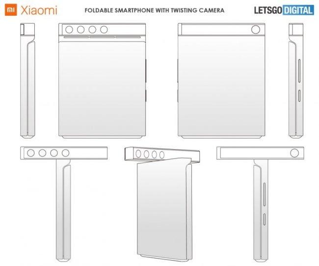 Xiaomi skladaci telefon otocny fotoaparat 02