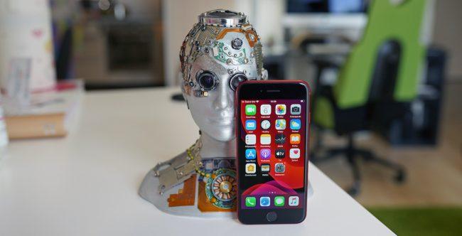 iPhone SE 2020 recenze