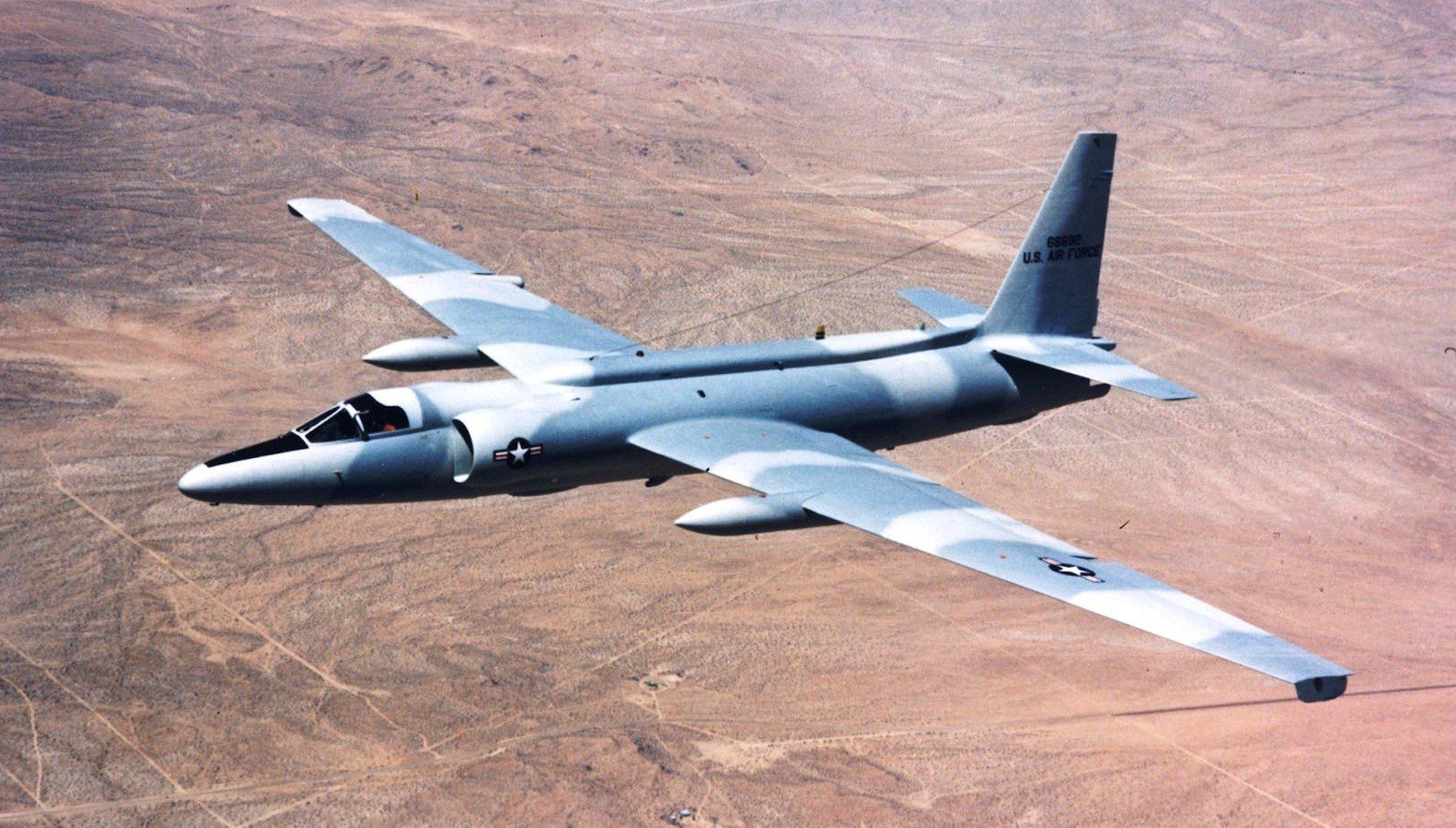 Špionážní letoun Lockheed U-2 pozoruje svět už přes 60 let, málem ani nevznikl