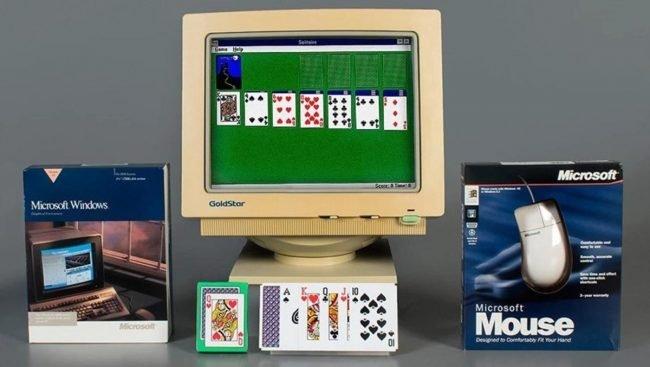 microsoft solitaire 30