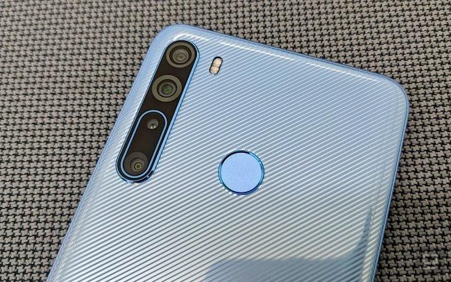 HTC Desire 20 Pro 04