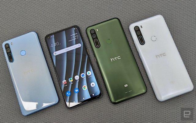 HTC U20 Desire 20 Pro