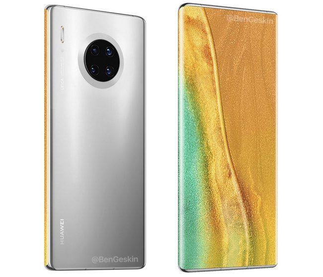 Huawei koncept