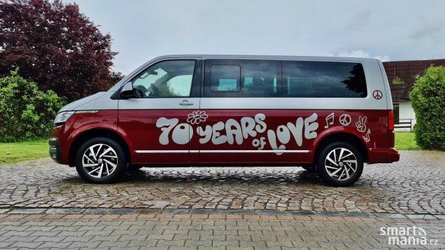 Volkswagen Multivan letos slaví sedmdesáti narozeniny.