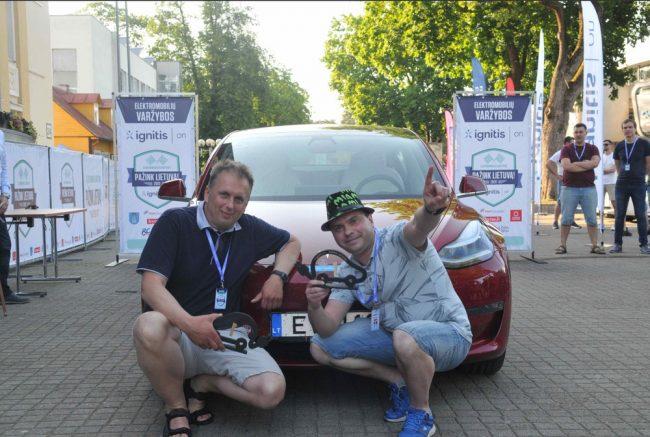 Zavod elektromobilu Litva