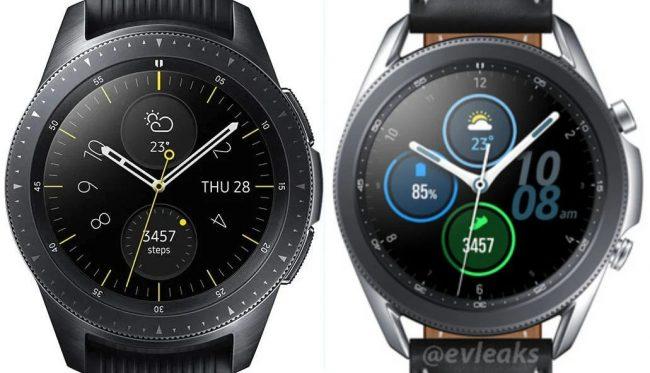 galaxy watch 3a