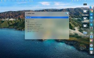 macOS 11 Big Sur 2