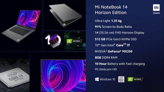 mi notebook 14 3