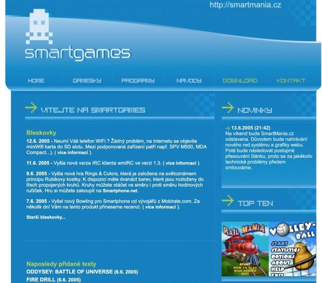 smartgames 2005