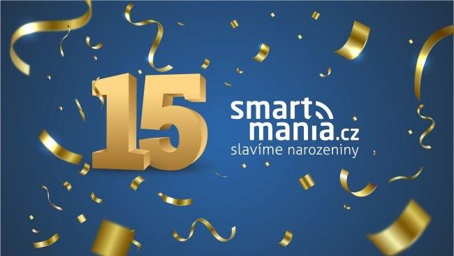 smartmania 15 let