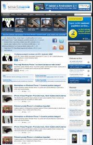 smartmania redesign 2010