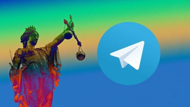 telegram spravedlnost