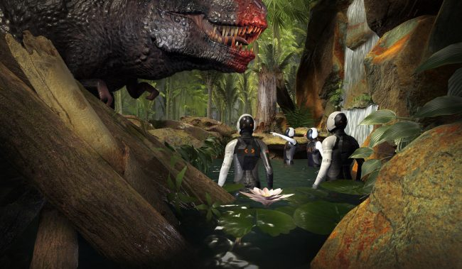 Dinosauri VR 2