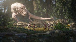Dinosauri VR 5