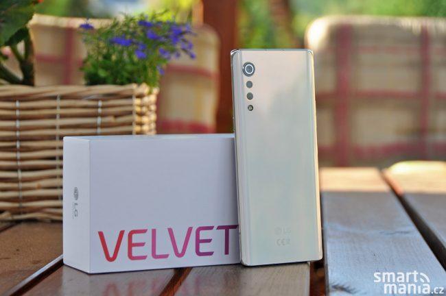 LG Velvet 17