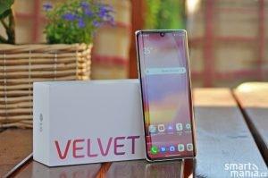 LG Velvet 27