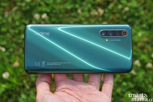 Realme X50 18