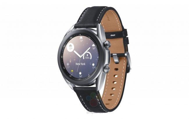 Samsung Galaxy Watch 3 41mm 4