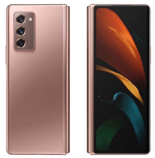 Samsung Galaxy Z Fold 2 5