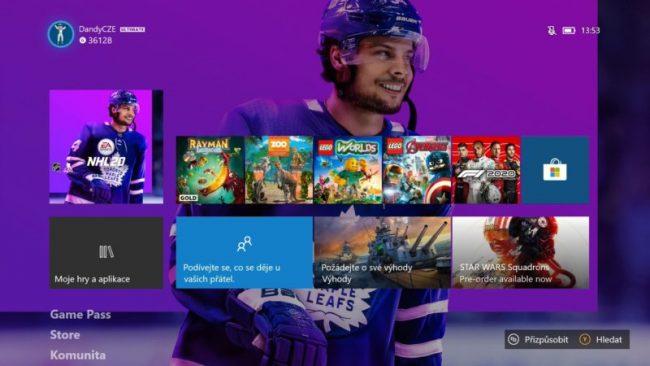 Xbox cz 1