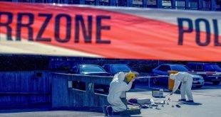 crime scene vysetrovani
