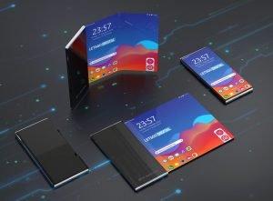 lg smartphone oprolbaar model