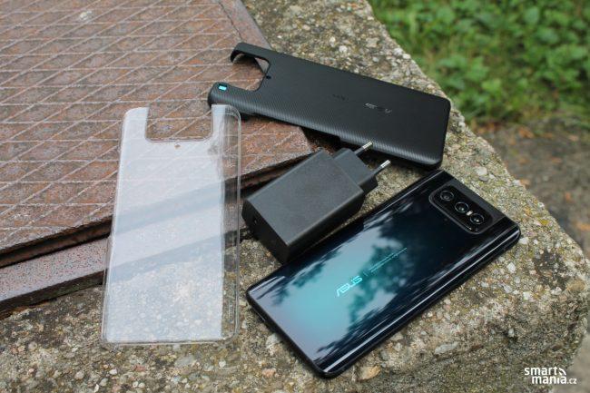 Asus Zenfone 7 Pro recenze 12