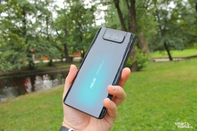 Asus Zenfone 7 Pro recenze 2
