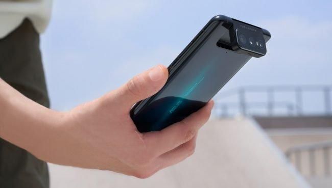 Asus Zenfone 7 Pro uvod