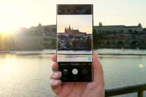 Galaxy Note 20 Ultra Praha