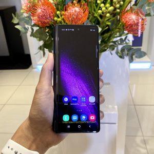 Galaxy Z Fold 2 real