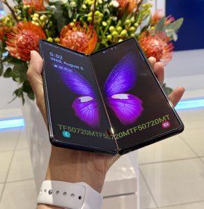 Galaxy Z Fold 2 real 2