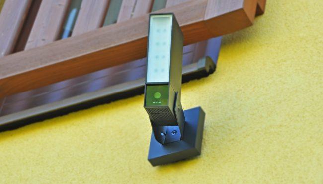 Netatmo Smart Outdoor Camera with Siren 01